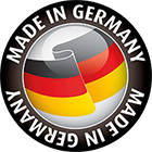 Promo badge germany